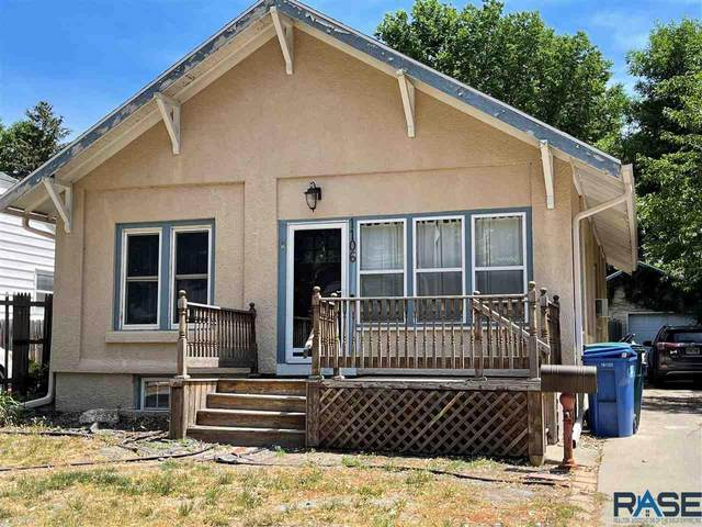 1106 S Glendale Ave, Sioux Falls, SD 57105 (MLS #22103357) :: Tyler Goff Group