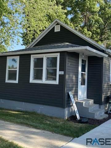 105 E. Maple St, Parkston, SD 57366 (MLS #22103360) :: Tyler Goff Group
