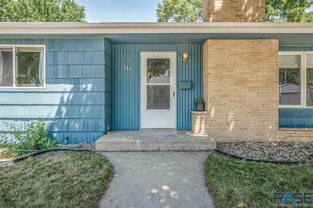 716 W 22nd St, Sioux Falls, SD 57105 (MLS #22103377) :: Tyler Goff Group