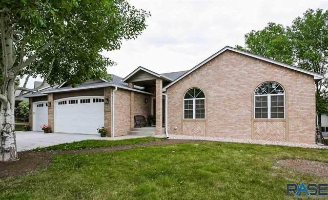 6708 W Snowberry Cir, Sioux Falls, SD 57106 (MLS #22103393) :: Tyler Goff Group