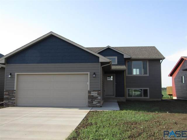 9320 W Colton St, Sioux Falls, SD 57106 (MLS #22103403) :: Tyler Goff Group