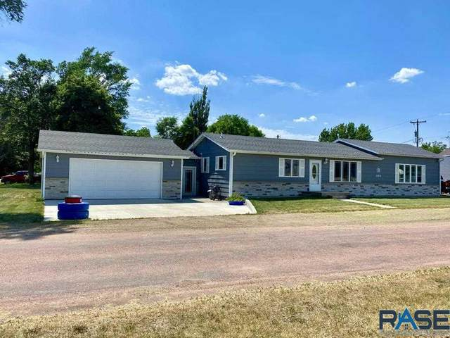 309 Railroad St, Trent, SD 57065 (MLS #22103408) :: Tyler Goff Group