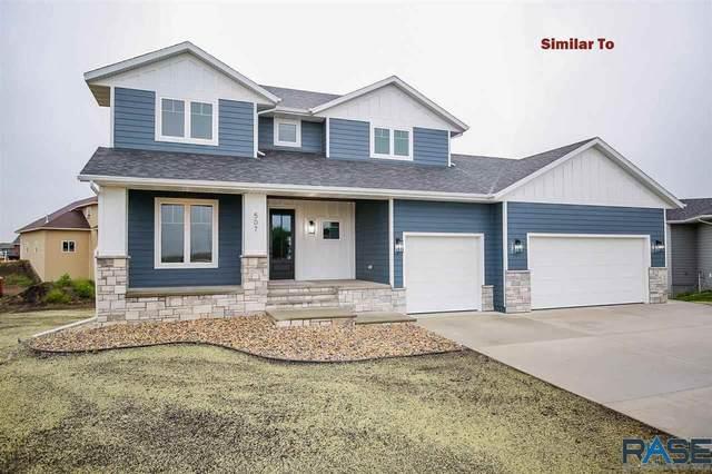 7100 S Garden Ct, Sioux Falls, SD 57108 (MLS #22103416) :: Tyler Goff Group