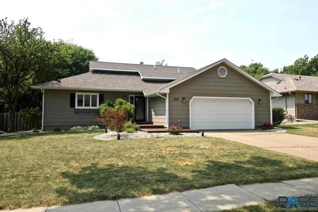 1005 E 61st St, Sioux Falls, SD 57108 (MLS #22103442) :: Tyler Goff Group