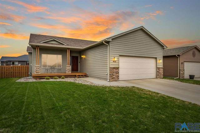 4016 S Linedrive Ave, Sioux Falls, SD 57110 (MLS #22103450) :: Tyler Goff Group