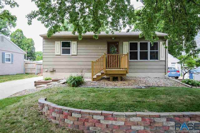 601 S Holt Ave, Sioux Falls, SD 57103 (MLS #22103454) :: Tyler Goff Group