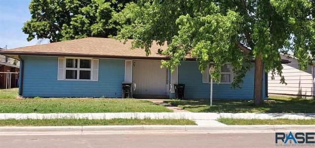 211 N Dakota St, Salem, SD 57058 (MLS #22103476) :: Tyler Goff Group