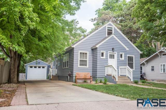 1809 S 6th Ave, Sioux Falls, SD 57105 (MLS #22103482) :: Tyler Goff Group