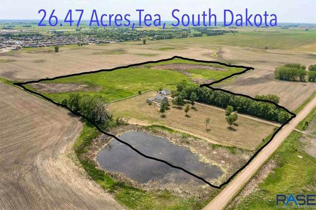 46843 270th St, Tea, SD 57064 (MLS #22103491) :: Tyler Goff Group
