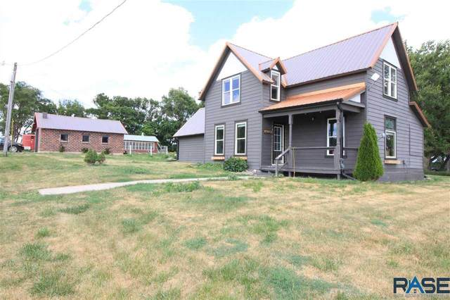 47612 Sd Hwy 46 Hwy, Alcester, SD 57001 (MLS #22103501) :: Tyler Goff Group