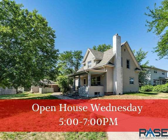 207 E 9th St, Dell Rapids, SD 57022 (MLS #22103516) :: Tyler Goff Group