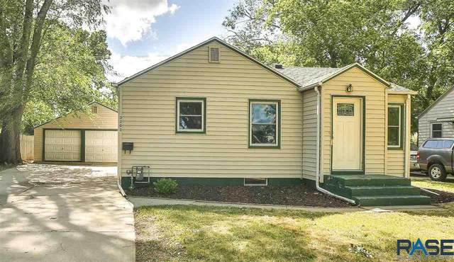 3203 Norton Ave, Sioux Falls, SD 57105 (MLS #22103662) :: Tyler Goff Group