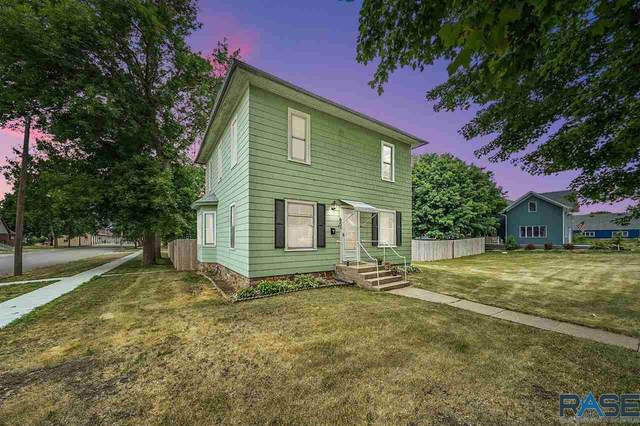 601 Canyon Ave, Garretson, SD 57030 (MLS #22103881) :: Tyler Goff Group