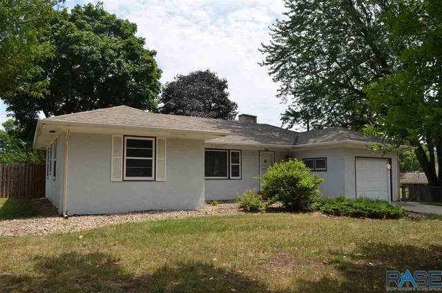 1908 S Lincoln Ave, Sioux Falls, SD 57105 (MLS #22103901) :: Tyler Goff Group