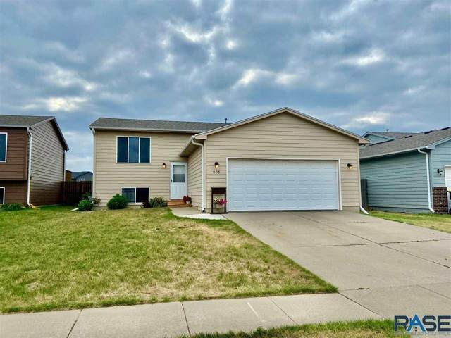 805 S Tanglewood Ave, Sioux Falls, SD 57106 (MLS #22103926) :: Tyler Goff Group