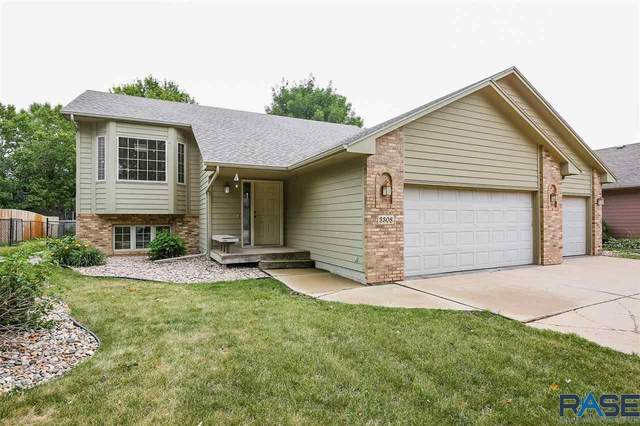 3308 S Grace Ave, Sioux Falls, SD 57103 (MLS #22103931) :: Tyler Goff Group