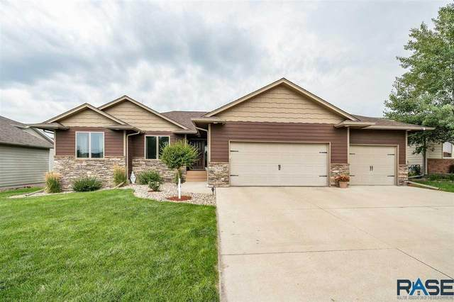 7520 W Stoney Creek St, Sioux Falls, SD 57106 (MLS #22103990) :: Tyler Goff Group