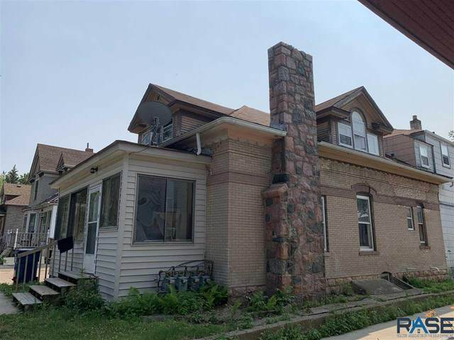 807 S Main Ave S S, Sioux Falls, SD 57104 (MLS #22103995) :: Tyler Goff Group