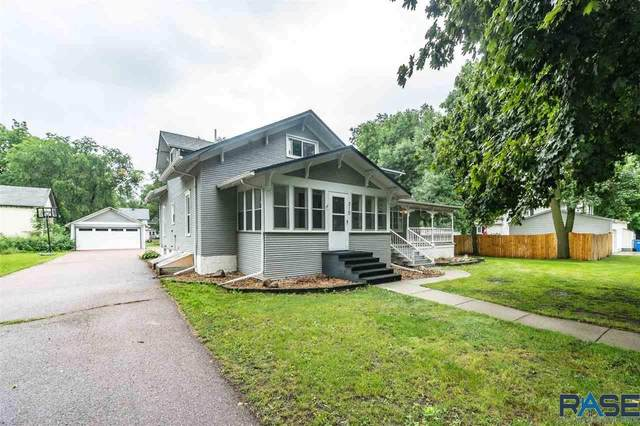 310 Winifred St, Chancellor, SD 57015 (MLS #22104019) :: Tyler Goff Group