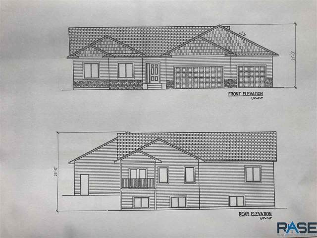 2301 E Mary Moore Dr, Tea, SD 57064 (MLS #22104068) :: Tyler Goff Group