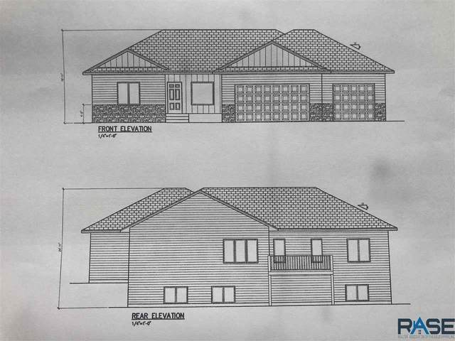 401 E Mary Moore Dr, Tea, SD 57064 (MLS #22104070) :: Tyler Goff Group