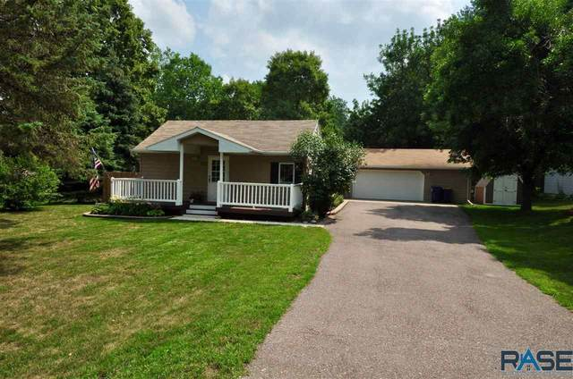 112 N West Ave, Crooks, SD 57020 (MLS #22104153) :: Tyler Goff Group