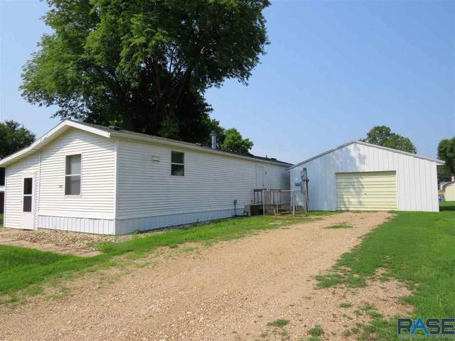 209 Sioux St, Hurley, SD 57036 (MLS #22104368) :: Tyler Goff Group