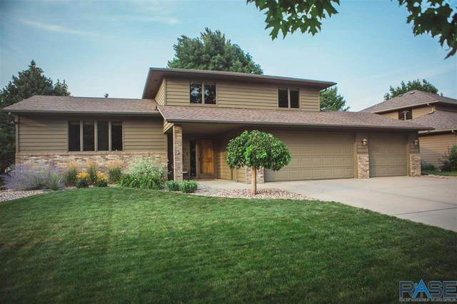 6012 W Sterling Dr, Sioux Falls, SD 57106 (MLS #22104391) :: Tyler Goff Group