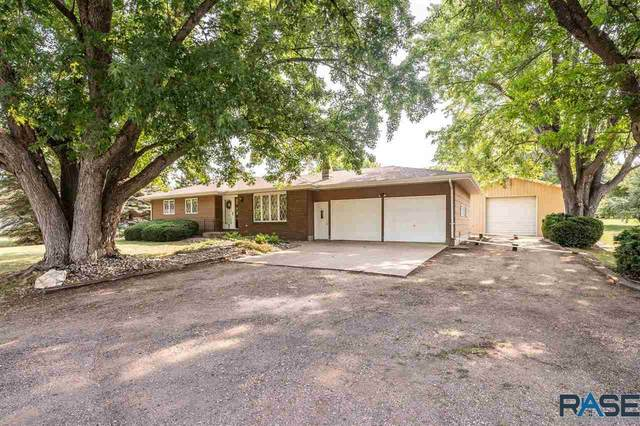 25560 475th Ave, Renner, SD 57055 (MLS #22104428) :: Tyler Goff Group