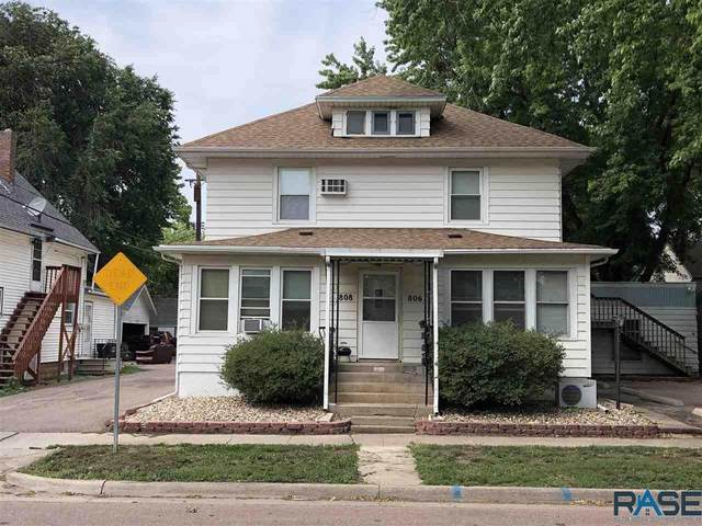 806 W 15th St, Sioux Falls, SD 57104 (MLS #22104459) :: Tyler Goff Group