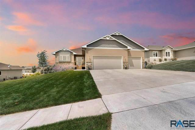 8204 E Willow Leaf St, Sioux Falls, SD 57110 (MLS #22104461) :: Tyler Goff Group