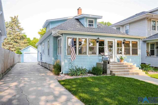 825 S 1st Ave, Sioux Falls, SD 57104 (MLS #22104530) :: Tyler Goff Group