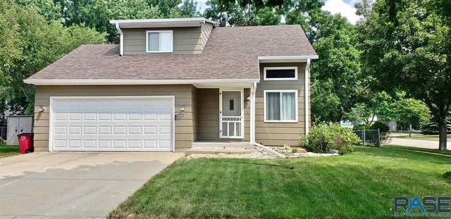 3212 S Greenwood Ave, Sioux Falls, SD 57106 (MLS #22104684) :: Tyler Goff Group