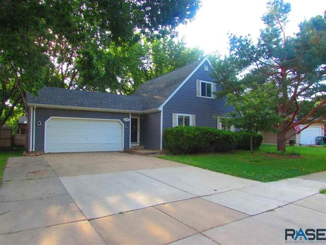 3204 S Greenwood Ave, Sioux Falls, SD 57106 (MLS #22105187) :: Tyler Goff Group