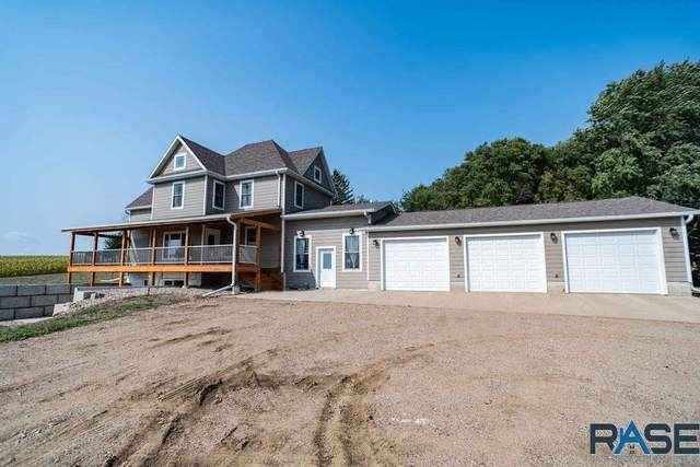 47871 304th St, Alcester, SD 57001 (MLS #22105406) :: Tyler Goff Group