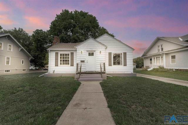 107 N 7th St, Beresford, SD 57004 (MLS #22105419) :: Tyler Goff Group