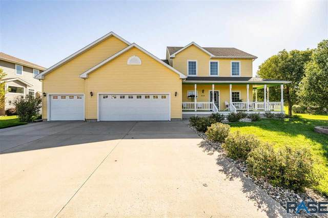 808 Eagle Run, Dell Rapids, SD 57022 (MLS #22105471) :: Tyler Goff Group