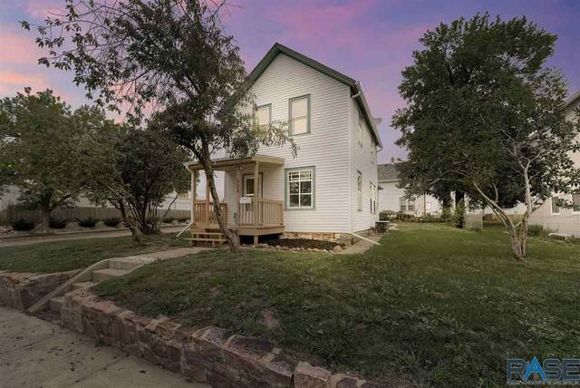 924 W 12th St, Sioux Falls, SD 57104 (MLS #22105636) :: Tyler Goff Group
