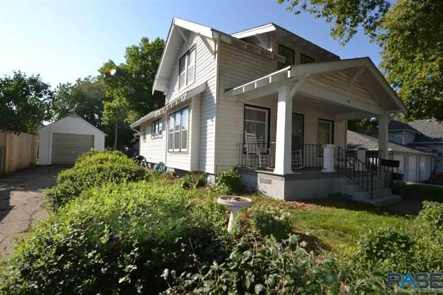 111 N Bartlett St, Canton, SD 57013 (MLS #22105648) :: Tyler Goff Group