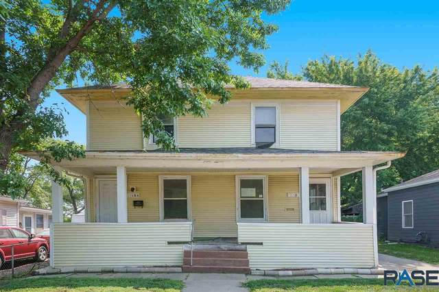 1318 N Main Ave, Sioux Falls, SD 57104 (MLS #22105716) :: Tyler Goff Group
