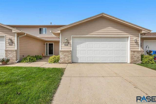 1909 S Sertoma Ave #103, Sioux Falls, SD 57106 (MLS #22105752) :: Tyler Goff Group