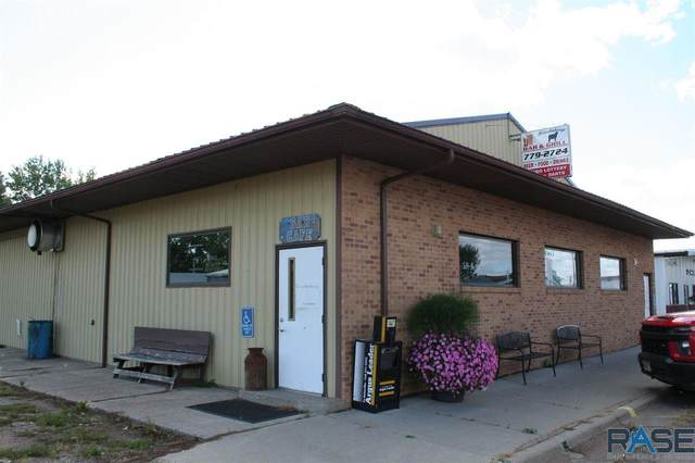 101 S Broadway St, Delmont, SD 57330 (MLS #22105776) :: Tyler Goff Group