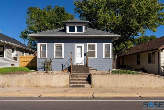 114 S West Ave, Sioux Falls, SD 57104 (MLS #22105790) :: Tyler Goff Group