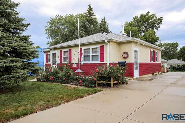 3012 E 18th St, Sioux Falls, SD 57103 (MLS #22105799) :: Tyler Goff Group