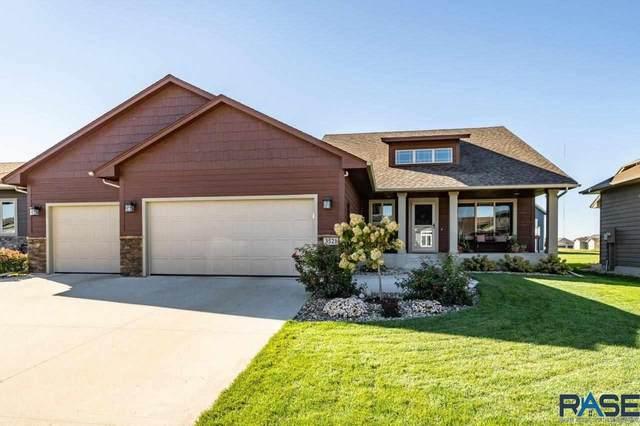 3521 E Prairie Wind St, Sioux Falls, SD 57108 (MLS #22105808) :: Tyler Goff Group