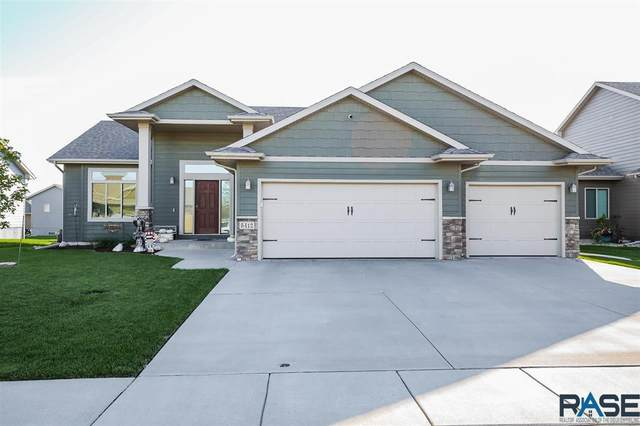 5412 S Sirocco Ave, Sioux Falls, SD 57108 (MLS #22105833) :: Tyler Goff Group