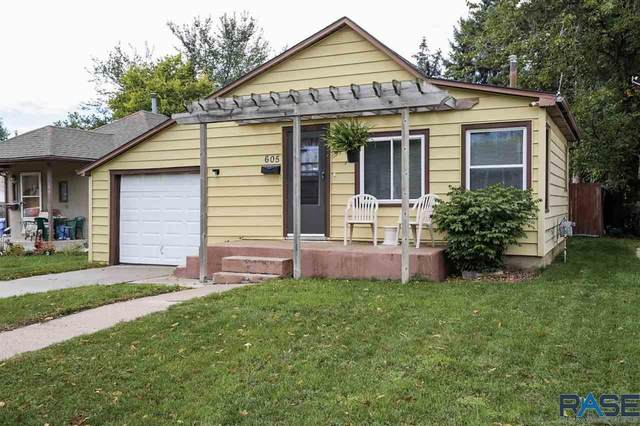 605 S Willow Ave, Sioux Falls, SD 57104 (MLS #22105861) :: Tyler Goff Group