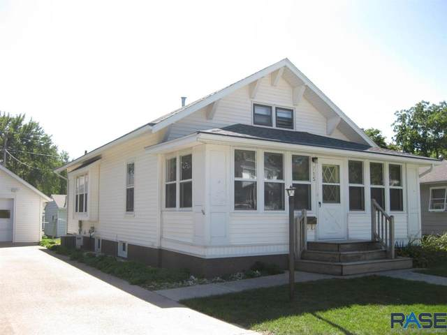 715 E 7th St, Dell Rapids, SD 57022 (MLS #22105892) :: Tyler Goff Group