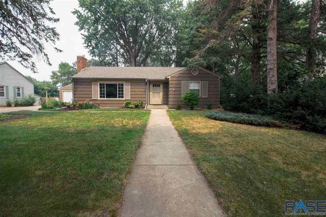 1804 W 18th St, Sioux Falls, SD 57105 (MLS #22106229) :: Tyler Goff Group