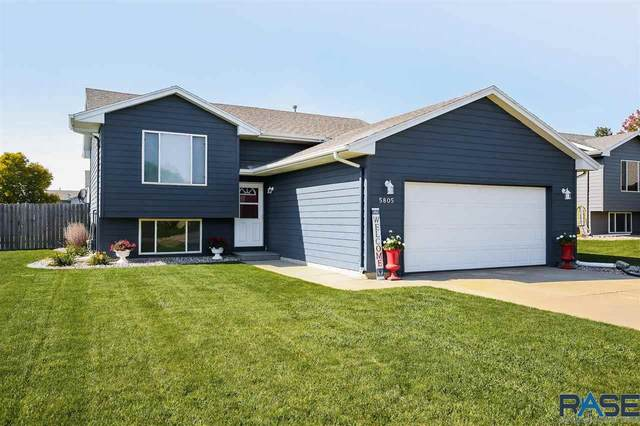 5805 S Sundowner Ave, Sioux Falls, SD 57106 (MLS #22106232) :: Tyler Goff Group